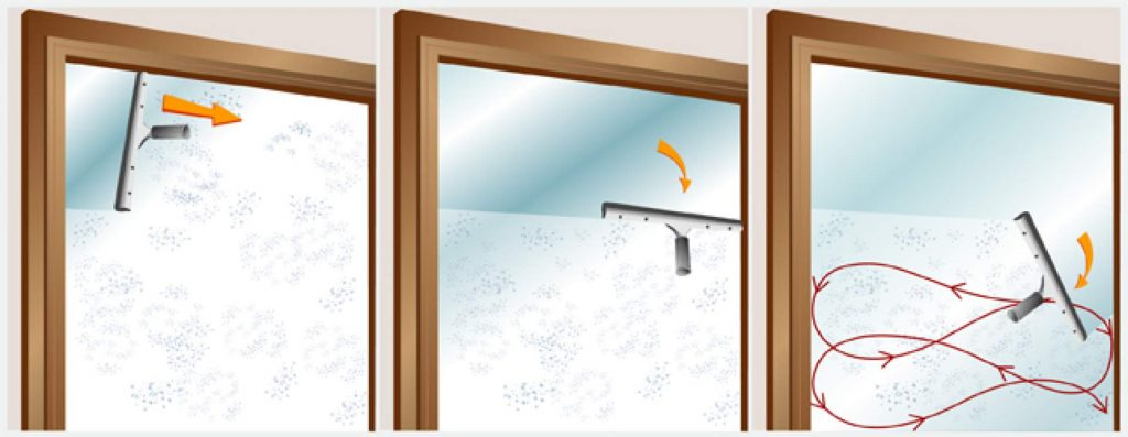 Guide de nettoyage du verre